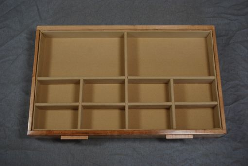 Custom Made Interiors For Six Drawer Jewelry Boxes