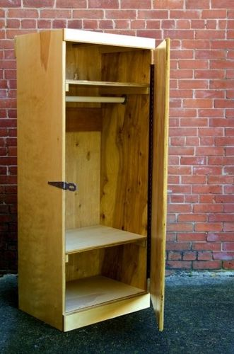 Hand Crafted Freestanding Wardrobe Chifferobe Closet By Ambassador Woodcrafts