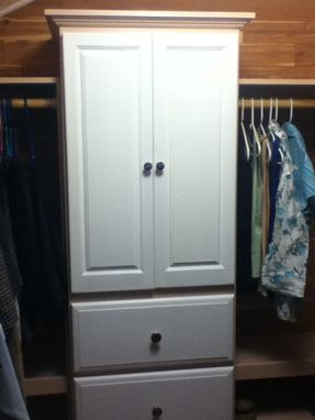 Custom Made Custom Closet Organizer