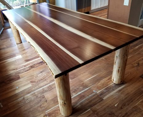 Custom Made Log Table