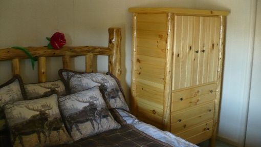 Custom Made Rustic Bedroom Furniture