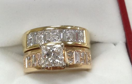 Custom Made Diamond Band