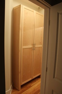 Custom Made Hoboken Hall Closet