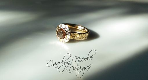 Custom Made Custom Who Engagement Ring (Lifetime)