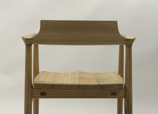 Custom Made Henry's Chair By Brian Holcombe Woodworker