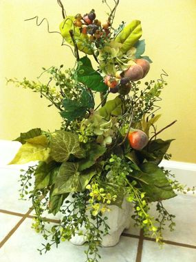 Custom Made Custom Arrangements For Kitchen And Dining Room