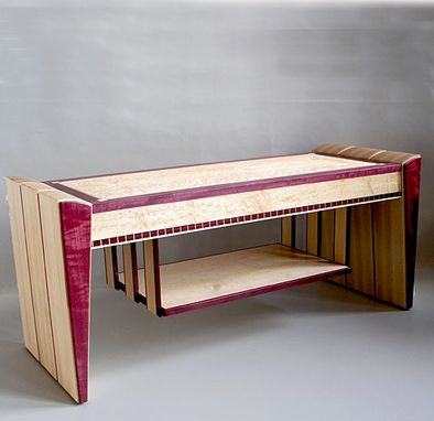 Custom Made Flat Screen Television Table