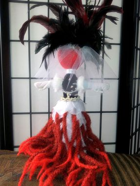 Custom Made The Enchanted Wedding Spirit Doll© 2013