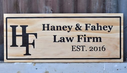 Custom Made Business And Office Signs