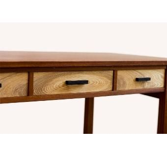 Custom Made Jatoba Writing Desk