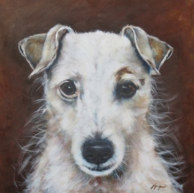 Custom Made Jack Russel Portrait