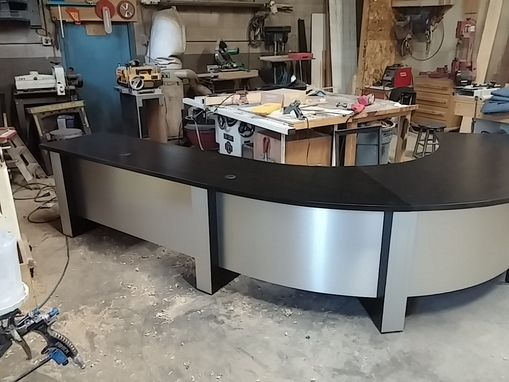 Custom Made Executive Desk/ Workstation