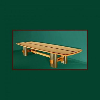 Custom Made Northwest Conference Table