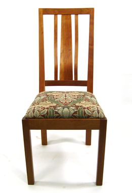 Custom Made Upholstered Dining Chair