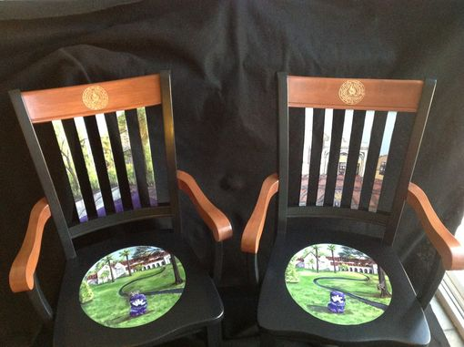 Custom Made College Chairs...Reimagined!