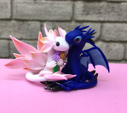 Custom Made Dragon Topper