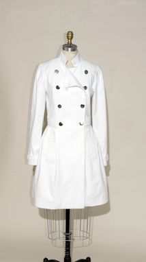 Custom Made Jayohna Trench Coat