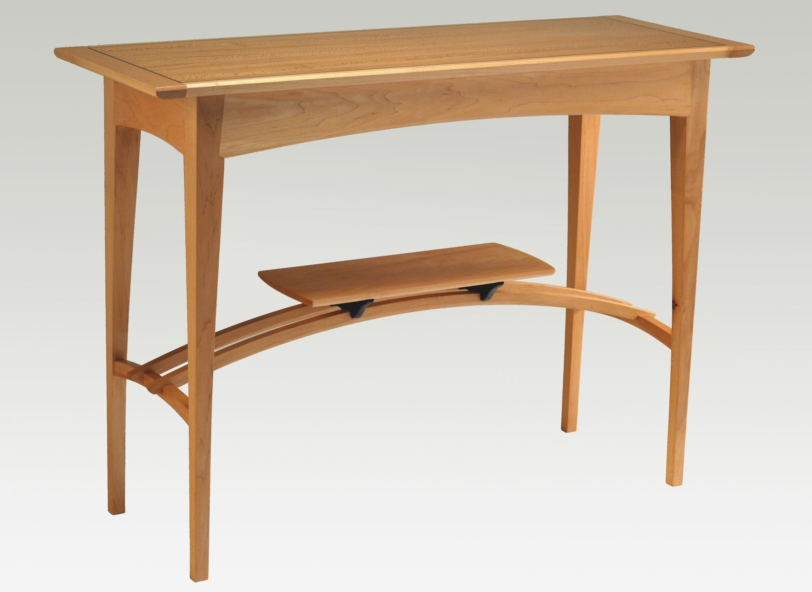 Hand crafted giraffe console table by eben blaney fine furniture custom made giraffe console table geotapseo Choice Image