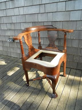 Custom Made Roundabout Chair