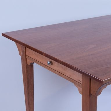 Custom Made Cherry, French Country Kitchen Table