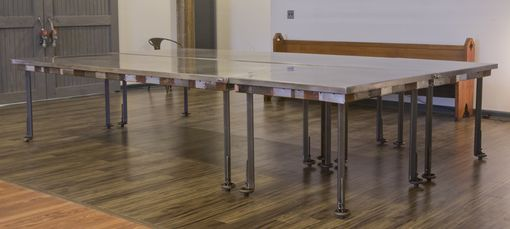 Custom Made Modular Conference Tables