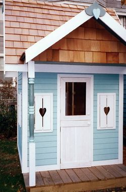 Custom Made Custom Made Children's Playhouse