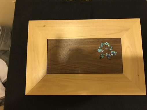 Custom Made Japanese Inspired Jewelry Box