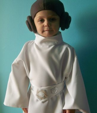 Custom Made Star Wars Princess Leia Costume
