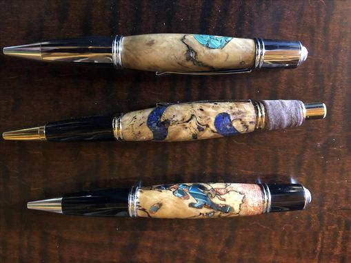 Custom Made Handcrafted Pens