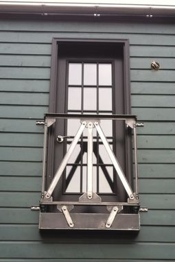 Custom Made Juliet Balcony/Window Bars