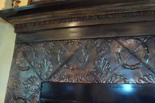 Custom Made Pressed Tin