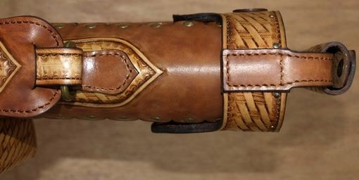 Custom Made Wyattearp Leather Poolstick Case
