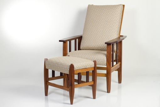 Custom Made Morris Chair - Xvi