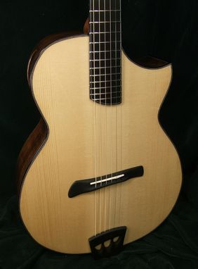 Custom Made Batson Custom Grand Concert / Brazilian, Adirondack Prototype