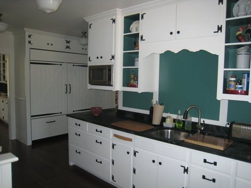 Custom Made Custom Kitchens