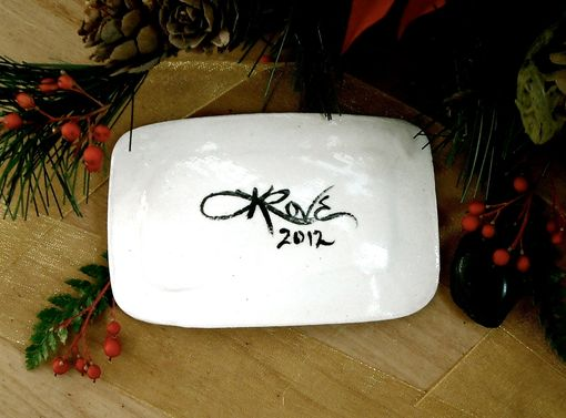 Custom Made Raven Dish