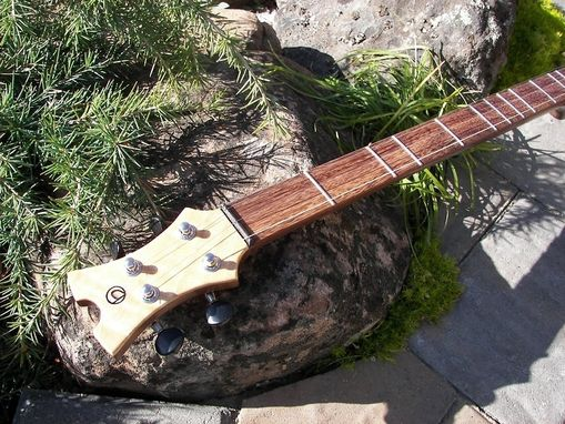 Custom Made Deep Body Stick Dulcimer - Custom Build
