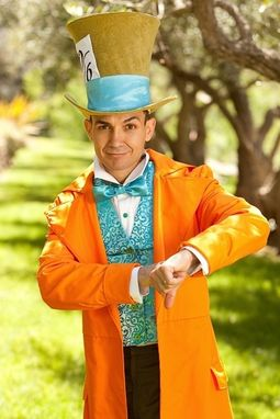 Custom Made Custom Mad Hatter (A) Adult Costume