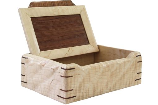 Custom Made Sculpted Box