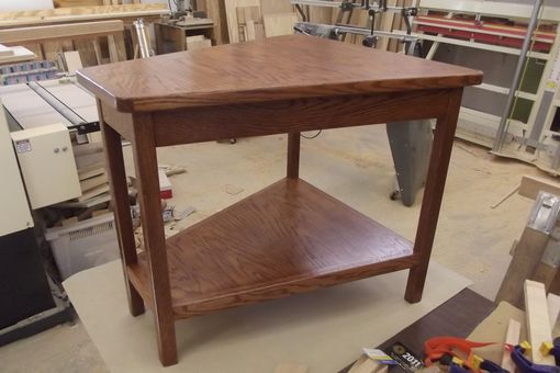 Custom Made Custom Recliner Table