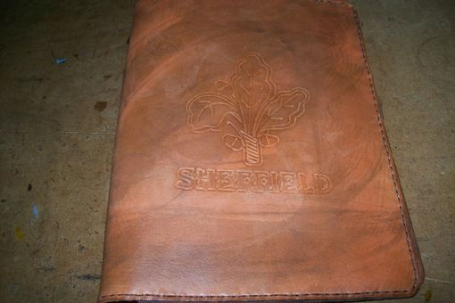 Custom Made Premium Leather Day Planner For 7 Ring Franklin Covey Classic