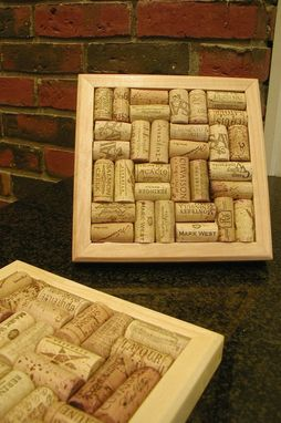 Custom Made Wine Cork Trivet