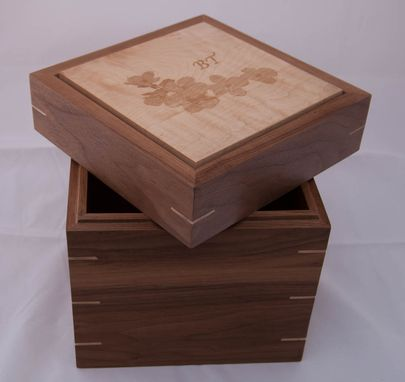 Custom Made Box For Cremation Ashes