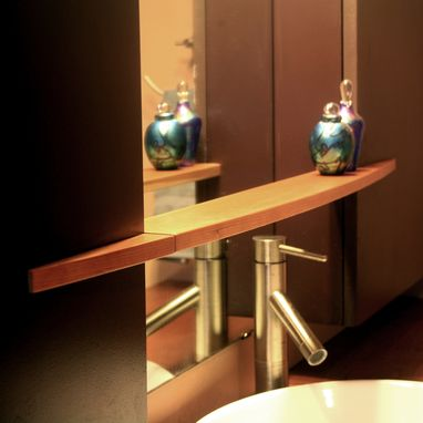 Custom Made Bathroom Cabinets