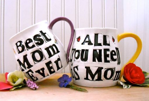Custom Made Personalized Mom Mug