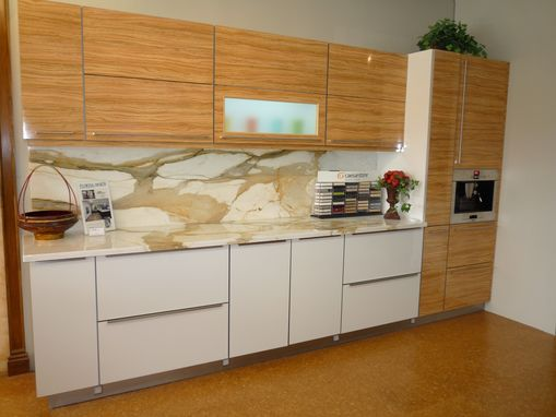 Custom Made European Contemporary Kitchen