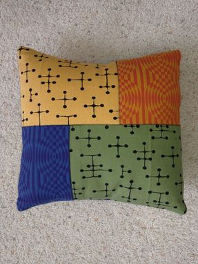 Custom Made Quilted Decor Pillows With High Style