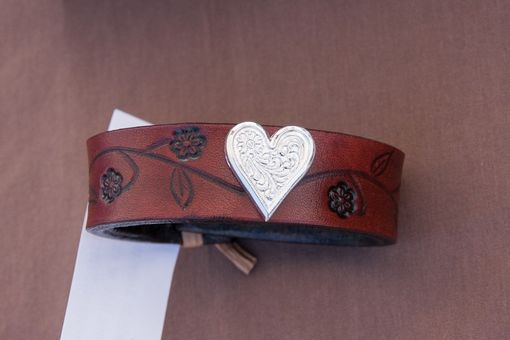 Custom Made Leather Bracelets