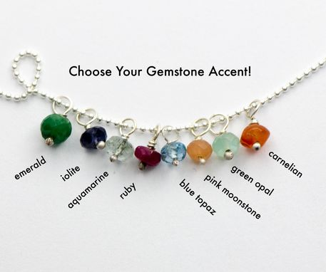 Custom Made Build Your Own: Astrology Charm Necklace