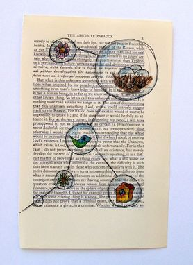 Custom Made Tell A Story --- Custom Life Map On Vintage Paper